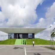 Sports Pavilion –  MoederscheimMoonen Architects – Holanda