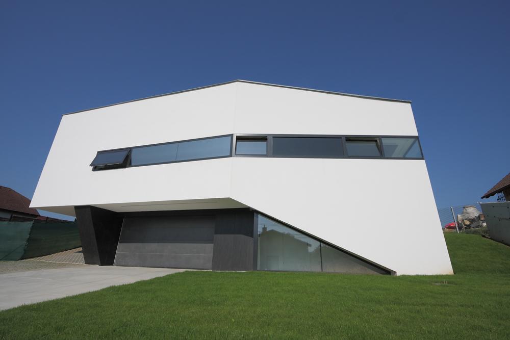 Dom Zlomu -  Paulíny Hovorka Architekti - Eslovaquia