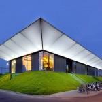 Sports Pavilion -  MoederscheimMoonen Architects - Holanda