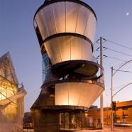 Samitaur Tower – Eric Owen Moss Architects – US