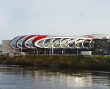 Mediacite – Ron Arad Architects – Bélgica