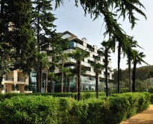 Palace Hotel en Portorož – Api Arhitekti – Eslovenia