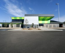 Highgate Recreation Pavilion – Suters Architects – Australia