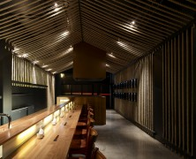 Maedaya Grill & Sake – EAT Architects – Australia