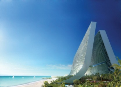 Marina + Beach Towers -  Oppenheim Architecture + Design - Emiratos Arabes