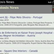 Simbiosis News ahora es compatible con los Smartphones.
