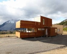 Crowsnest Modular Home – Challenger- Canadá