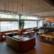 Tommy Hilfiger's Cafetería – Marc Prosman Architecten and Daniel O'Kelly – Holanda