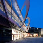 Mediacite - Ron Arad Architects - Bélgica