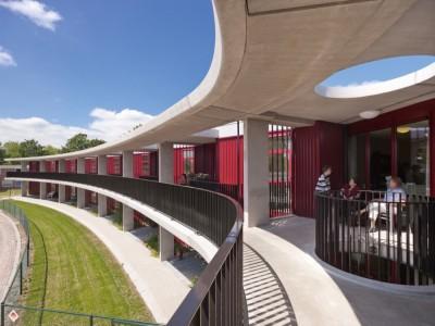 De Ronding - OIII Architecten - Holanda