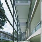 Escuela de Enfermería en Kaiser Franz Joseph Hospital - Lichtblau.Wagner Architekten - Austria