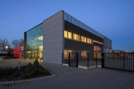 Administrative And Service Building - Branislav Hovorka, Štefan Morav?ík, Martin Paulíny - Eslovaquia