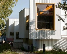 School De Dijk –  Drost + van Veen architecten – Holanda