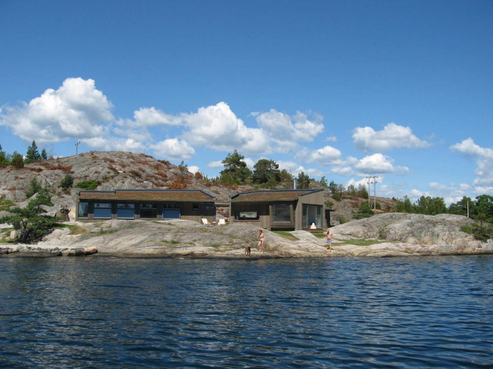 Buholmen Cottage Skaara Arkitekter As Noruega