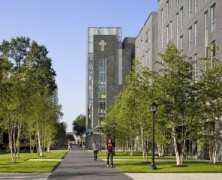 Fordham University New Residence Halls – Sasaki – US
