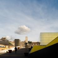 Theatre and Auditorium in Poitiers – JLCG Arquitectos – Francia