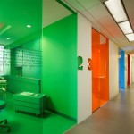 Implantlogyca Dental Office Interiors - Antonio Sofan Architect - US