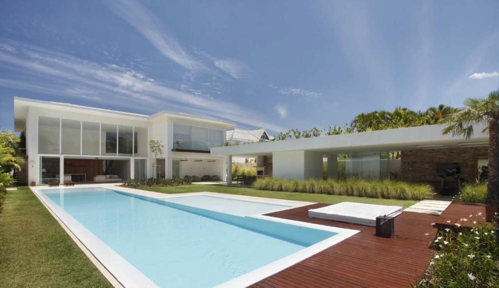 Casa en barra da tijuca progetto brasil simbiosis news - Bares para casas ...