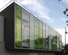 Arthur Rimbaud Media Library and Cultural Centre –  Dacbert Cochet Chapellier Architects – Francia