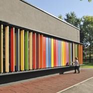 Kindergarten Kekec – Arhitektura Jure Kotnik – Eslovenia