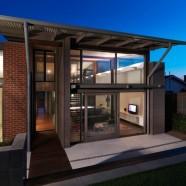 N+C Townhouse – Studio101 Architects – Australia