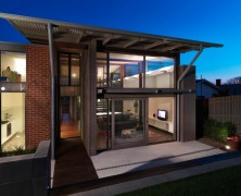 N+C Townhouse – Studio101 Architects – Australia
