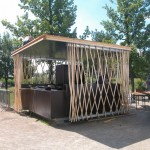 Simple-Tech-Kiosk partnerundpartner-architekten - Alemania