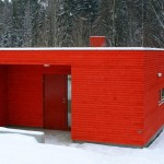 Red House - JVA - Noruega