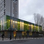 Arthur Rimbaud Media Library and Cultural Centre - Dacbert Cochet Chapellier Architects - Francia