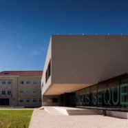 Domingos Sequeira Secondary School – BFJ Arquitectos – Portugal