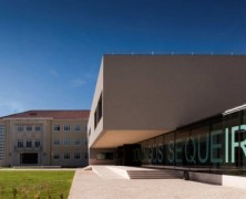 Domingos Sequeira Secondary School – BFJ Arquitectos – Portugal