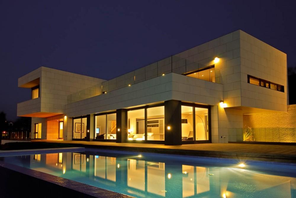 Casa en perbes d az y d az arquitectos espa a - Casas sostenibles espana ...
