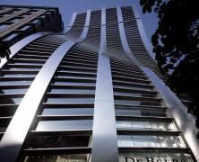 De Beers Ginza Building – Jun Mitsui & Associates Architects – Japón