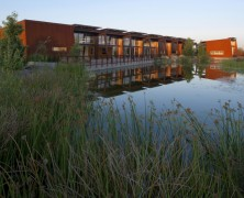 Rio Salado Audubon Center – Weddle Gilmore Black Rock Studio – US