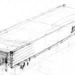 Biblioteca São Paulo - Aflalo and Gasperini Architects - Brasil