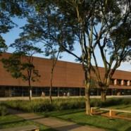 Biblioteca São Paulo – Aflalo and Gasperini Architects – Brasil