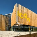 iCon Innovation Center - Consarc Architects - UK