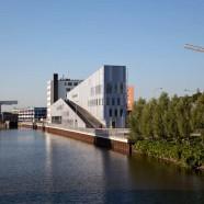 NBHW Estación de Bomberos –   LIAG Architects – Holanda