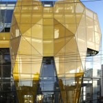 The Yellow Diamond - Jun Mitsui & Associates Architects + Unsangdong Architects - Korea