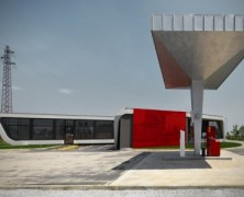 Estación Gazoline Petrol – Damilano Studio Architects – Italia