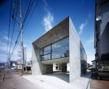 Cadre House – Apollo Architects & Associates – Japón