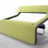 Inkline Chair by Cierre Imbottiti – Italy