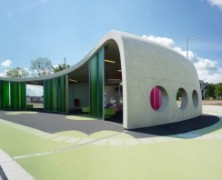 Busstop Park+Ride Citybus – LYVR – The Netherlands