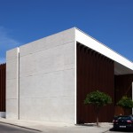 Seniors Residence and San José Chapel - Peñín Architects - Spain