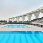 Shanghai Oriental Sports Center - gmp architekten - China