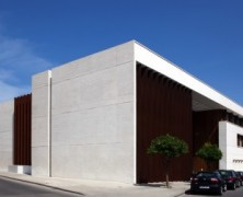 Seniors Residence and San José Chapel – Peñín Architects – Spain