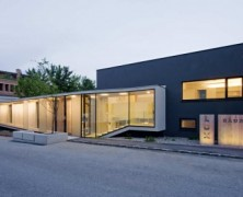 Office Conversion Luxbau Company – Synn Architekten – Austria