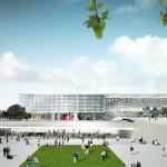 Parc des Expositions (PEX) Toulouse - OMA - France