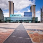 MediaCityUK Exterior Spaces - Gillespies - UK