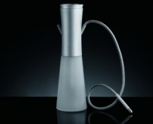 Smoke on the Water: the Porsche Design Shisha